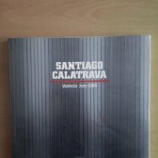 Libros de segunda mano: SANTIAGO CALATRAVA. Lote 144427240