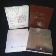 Libros de segunda mano: COLECCIÓN BANCO DE ESPAÑA - 4 LIBROS DIFERENTES - VER DESCRIPCION. Lote 144499686
