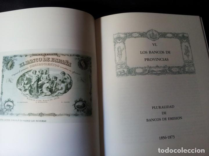 Libros de segunda mano: COLECCIÓN BANCO DE ESPAÑA - 4 LIBROS DIFERENTES - VER DESCRIPCION - Foto 6 - 144499686