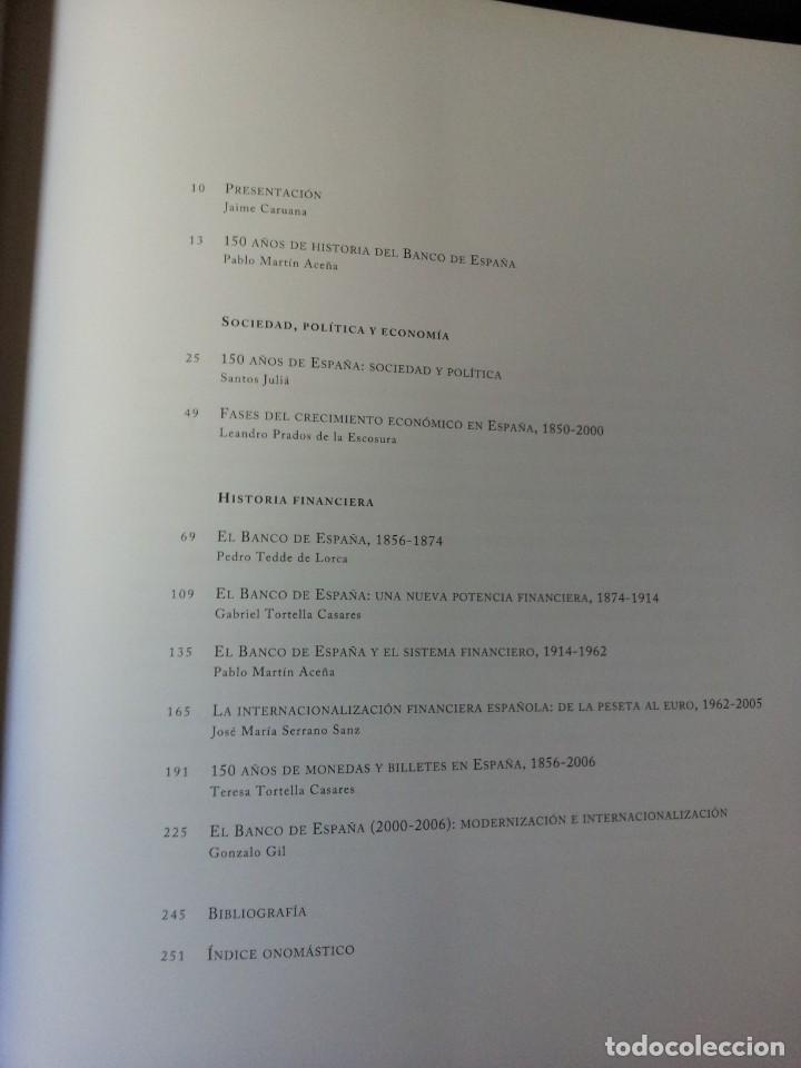 Libros de segunda mano: COLECCIÓN BANCO DE ESPAÑA - 4 LIBROS DIFERENTES - VER DESCRIPCION - Foto 12 - 144499686