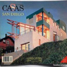 Libros de segunda mano: CASAS. (SAN DIEGO). ARQUITECTURA. Lote 144792678