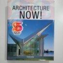 Libros de segunda mano: ARCHITECTURE NOW! - PHILIP JODIDIO. - TASCHEN, 2005 (25 ANIVERSARIO). TDK354. Lote 145742846