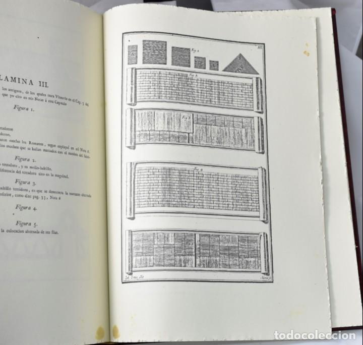 Libros de segunda mano: FACSÏMIL: Architectura de M. Vitruvio Polión. Los díez libro de Arquitectura de Vitrubio - Foto 4 - 146162970