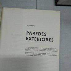 Libros de segunda mano - PAREDES EXTERIORES. - GATZ, KONRAD.- - 146652718