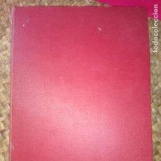 Libros de segunda mano: LIBRO.HIERROS.SOBRE ARQUITECTURA POPULAR ESPAÑOLA.RARO.. Lote 147463014