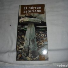 Libros de segunda mano: EL HORREO ASTURIANO.ESPERANZA IBAÑEZ DE ALDECOA.EDICIONES TREA 1997.-1ª EDICION. Lote 147618438