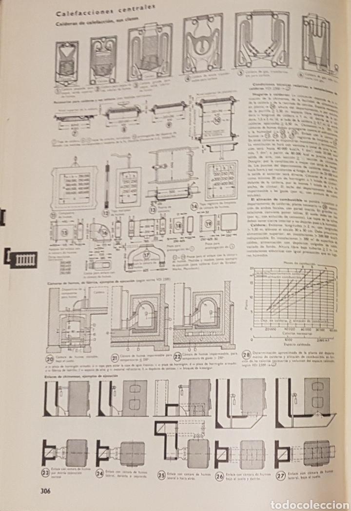 Libros de segunda mano: TEORIA Y PRACTICA DE LA CONSTRUCCION DE EDIFICIOS POR MARTIN MITTAG DE 1967 - Foto 3 - 147643908