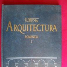 Libros de segunda mano: ARQUITECTURA ROMÁNICO I Y II , EL GRAN ARTE DE SALVAT. Lote 148049854