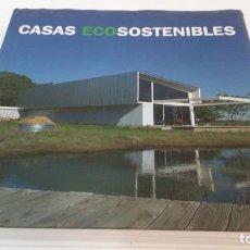 Libros de segunda mano: 2011 - CASAS ECOSOSTENIBLES. Lote 148300678