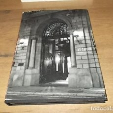 Libros de segunda mano: HOTEL 1898. LA RAMBLA - BARCELONA. NÚÑEZ I NAVARRO. FOTOGRAFÍAS MARÍA ESPEUS. 1ª EDICIÓN 2006. . Lote 148519998
