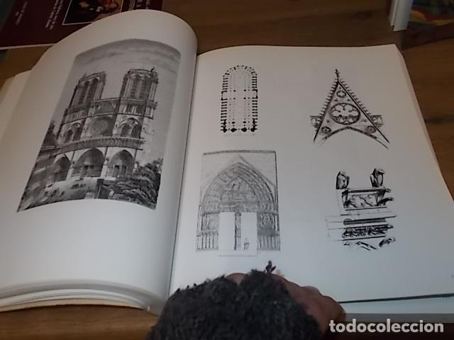 Libros de segunda mano: ARCHITECTURE DRAWINGS. DISEÑOS DE ARQUITECTURA. PEPIN PRESS DESIGN. 1ª EDICIÓN 1997. UNA JOYA!!! - Foto 18 - 149190158