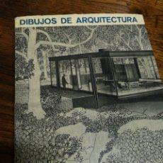 Libros de segunda mano: DIBUJOS DE ARQUITECTURA- HELMUT JACOBY, EDITORIAL GUSTAVO GILI, 1973.. Lote 150807773