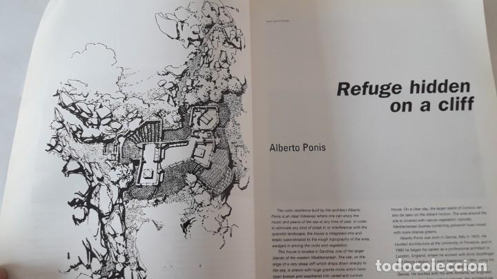 Libros de segunda mano: PRIVATE MEDITERRANEAN HOUSES. (ARCO COLOUR HOUSES). ARQUITECTURA. - Foto 4 - 151037362