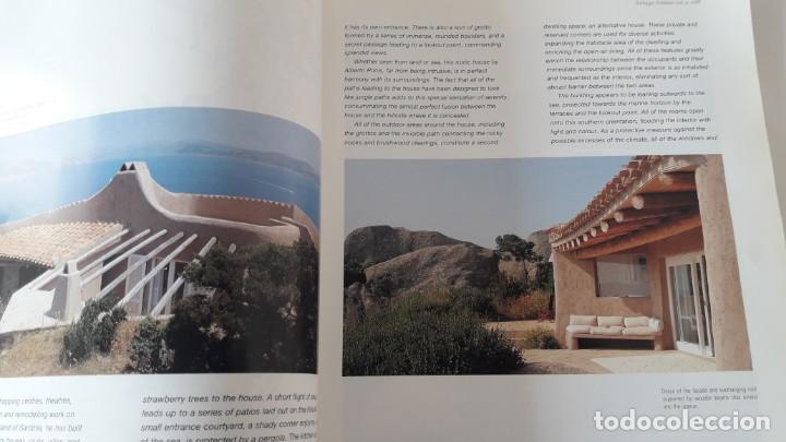 Libros de segunda mano: PRIVATE MEDITERRANEAN HOUSES. (ARCO COLOUR HOUSES). ARQUITECTURA. - Foto 5 - 151037362
