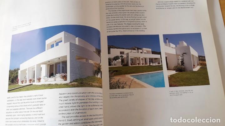 Libros de segunda mano: PRIVATE MEDITERRANEAN HOUSES. (ARCO COLOUR HOUSES). ARQUITECTURA. - Foto 7 - 151037362