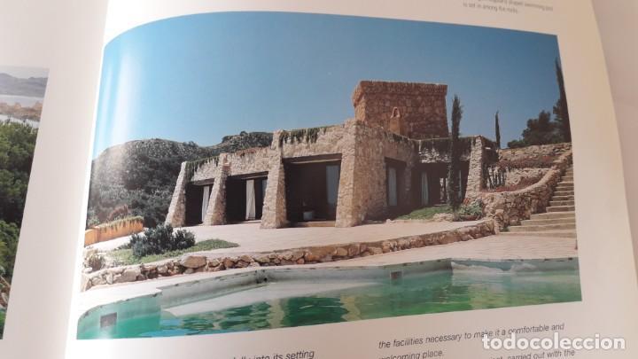 Libros de segunda mano: PRIVATE MEDITERRANEAN HOUSES. (ARCO COLOUR HOUSES). ARQUITECTURA. - Foto 11 - 151037362