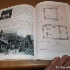 Libros de segunda mano: LA CASA ARANESA. ANTROPOLOGIA DE L'ARQUITECTURA A LA VAL D'ARAN. XAVIER ROIGÉ. 1ª EDICIÓ 1997. . Lote 151399982