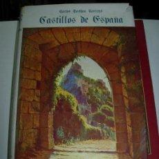 Libros de segunda mano: CASTILLOS DE ESPAÑA / CARLOS SARTHOU CARRERES. Lote 151542218