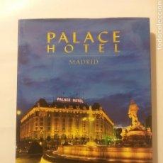 Libros de segunda mano: MADRID ARQUITECTO ARQUITECTURA . PALACE HOTEL MADRID . PEDRO MONTOLIÚ 1999. Lote 151555884