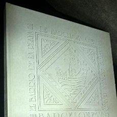 Libros de segunda mano: EL BARRIO DE LA PLAYA DE BARCELONA QUE LA VOZ COMUN LLAMO. BARCELONETA. MANUEL GARCIA MARTIN. 1989. . Lote 152409002