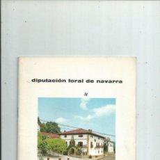 Libros de segunda mano: ALCOZ NAVARRA - V CONCURSO DE EMBELLECIMIENTO DE PUEBLOS Y CONJUNTOS URBANOS.. Lote 152550190