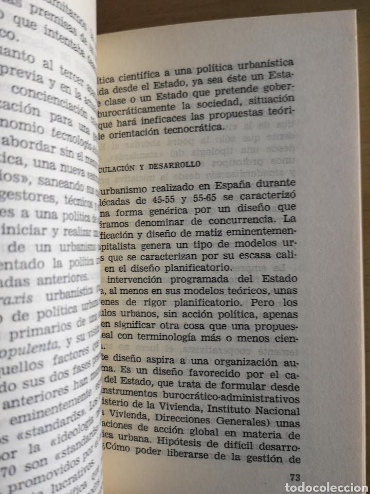 Libros de segunda mano: FERNÁNDEZ ALBA - LA CRISIS DE LA ARQUITECTURA ESPAÑOLA 1939 - 1972 - Foto 2 - 152747581
