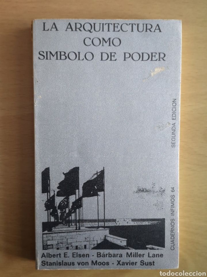 LA ARQUITECTURA COMO SÍMBOLO DE PODER (Libros de Segunda Mano - Bellas artes, ocio y coleccionismo - Arquitectura)