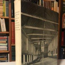 Libros de segunda mano: EDIFICIOS HOSPITALARIOS EN EUROPA DURANTE DIEZ SIGLOS. HISTORIA DE LA ARQUITECTURA HOSPITALARIA.. Lote 153731114