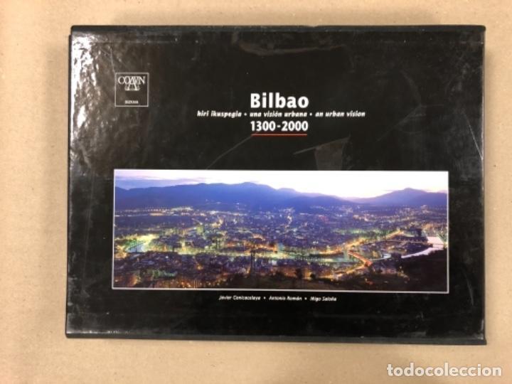 BILBAO, UNA VISIÓN URBANA (1300-2000). VV.AA.. EDITA COAVN BIZKAIA EN 2001. (Libros de Segunda Mano - Bellas artes, ocio y coleccionismo - Arquitectura)