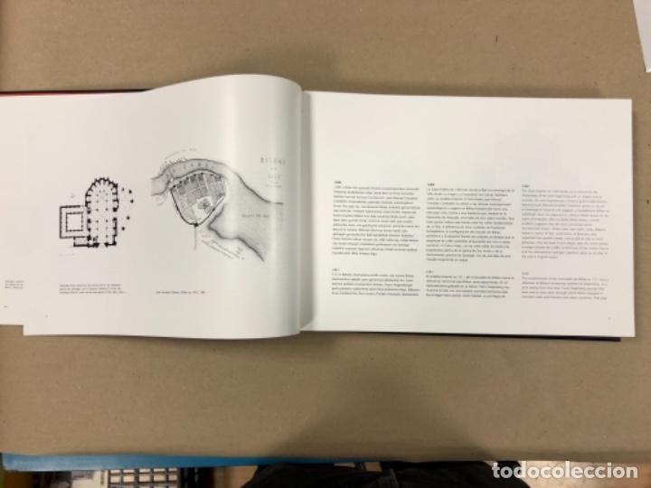 Libros de segunda mano: BILBAO, UNA VISIÓN URBANA (1300-2000). VV.AA.. EDITA COAVN BIZKAIA EN 2001. - Foto 5 - 154499194