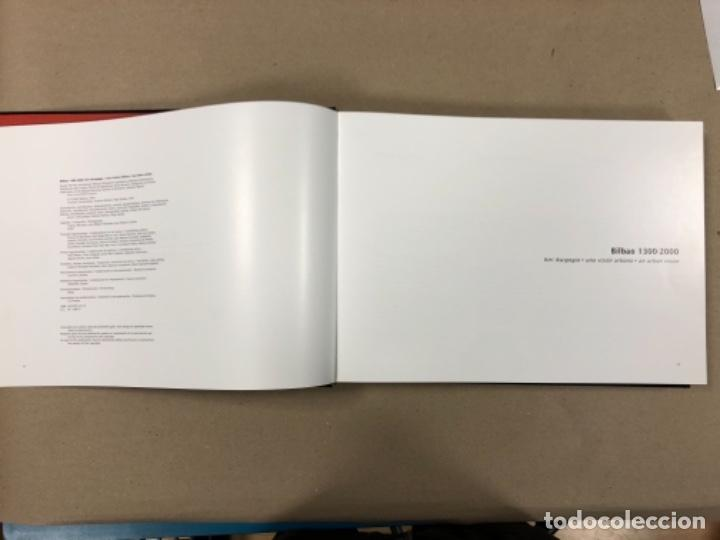 Libros de segunda mano: BILBAO, UNA VISIÓN URBANA (1300-2000). VV.AA.. EDITA COAVN BIZKAIA EN 2001. - Foto 6 - 154499194