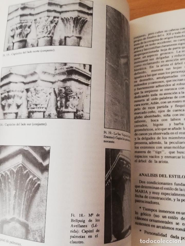 Libros de segunda mano: EL ROMÁNICO EN LA VILLA DE SAN MATEO (F. MATARREDONA SALA) - Foto 5 - 154649402