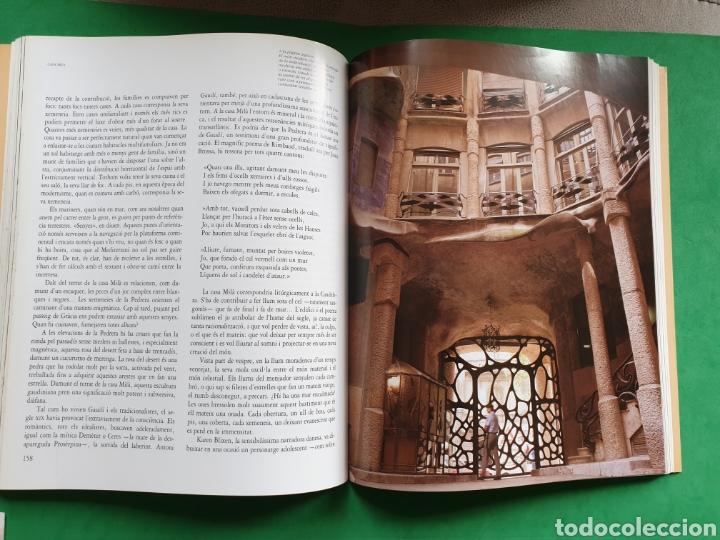 Libros de segunda mano: Cases modernistes de Catalunya. Fotografias Toni Catany. Edicions 62 - Foto 3 - 154908094