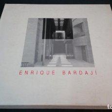 Libros de segunda mano: 1993 - ENRIQUE BARDAJÍ ARQUITECTO - PORTFOLIO. Lote 155237270