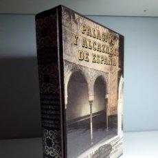 Libros de segunda mano: PALACIOS Y ALCÁZARES DE ESPAÑA.. Lote 155535277