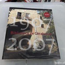 Libros de segunda mano: BIBLIOTECA DE CATALUNYA 100 ANYS (2006) - BIBLIOTECA DE CATALUNYA - ISBN: 9788478450190. Lote 155816394