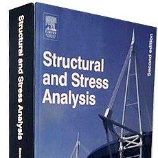 Libros de segunda mano: STRUCTURAL AND STRESS ANALYSIS (MEGSON ANÁLISIS ESTRUCTURAL… 724 P INGENIERÍA. ARQUITECTURA. OXFORD . Lote 155876574