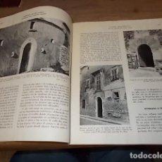 Libros de segunda mano: LA CASA MALLORQUINA. DEDICATORIA Y FIRMA ORIGINAL DEL AUTOR BARTOLOMÉ MULET. MASCARÓ PASARIUS.. Lote 155905198