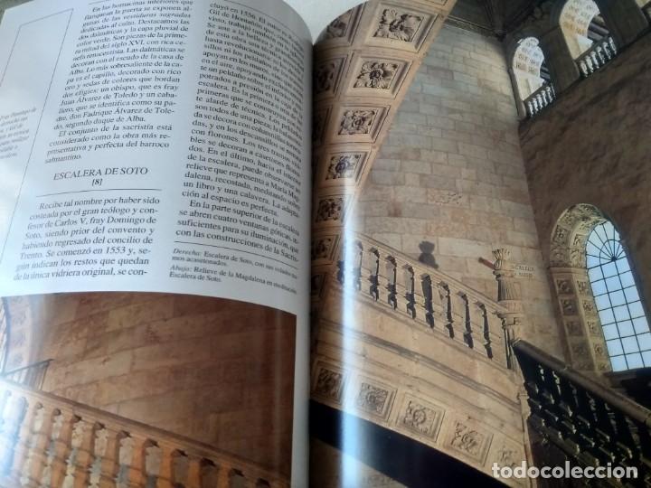 Libros de segunda mano: Convento de San Esteban. Salamanca. Arte e historia de los dominicos. - Foto 2 - 156601186