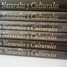Libros de segunda mano: CTC - LUJOSA COLECCION 6 TOMOS JOYAS NATURALES Y CULTURALES - AUPPER - PRECINTADO. Lote 156838746