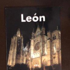 Libros de segunda mano: GUIA DE LEON(EVEREST)(30€). Lote 156891238