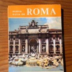 Libros de segunda mano: ROMA -LA CIUDAD ETERNA-GUIA(30€). Lote 156892726