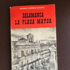 Libros de segunda mano: SALAMANCA LA PLAZA MAYOR(30€). Lote 156898598