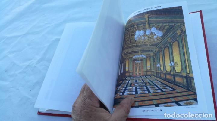 Libros de segunda mano: EL NUEVO PALACIO DE LA CAPITANIA GENERAL DE ARAGON/ J GOMEZ Y PALETE/ VER DEDICATORIA/ G10 - Foto 8 - 158157322