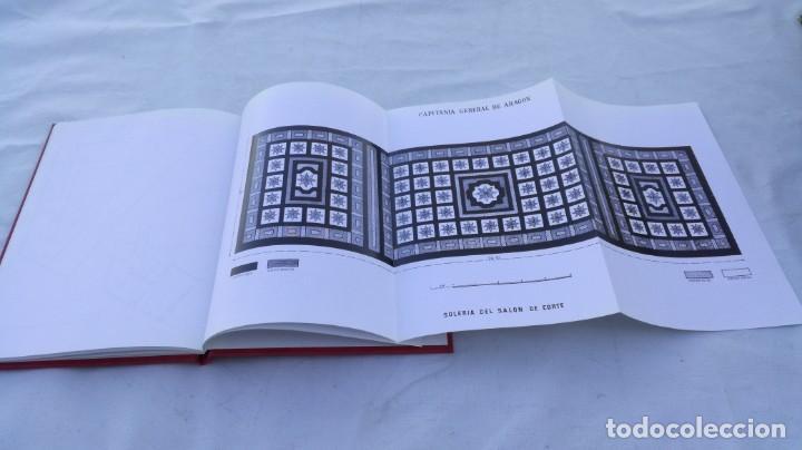 Libros de segunda mano: EL NUEVO PALACIO DE LA CAPITANIA GENERAL DE ARAGON/ J GOMEZ Y PALETE/ VER DEDICATORIA/ G10 - Foto 11 - 158157322