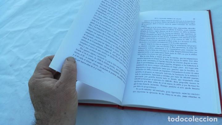 Libros de segunda mano: EL NUEVO PALACIO DE LA CAPITANIA GENERAL DE ARAGON/ J GOMEZ Y PALETE/ VER DEDICATORIA/ G10 - Foto 15 - 158157322