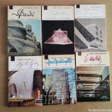 Libros de segunda mano - LOTE ARTISTAS ESPAÑOLES CONTEMPORÁNEOS - SERIE ARQUITECTOS - 158674698