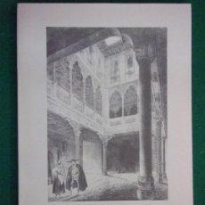 Libros de segunda mano: LA TECHUMBRE DE LA CASA DE GABRIEL SÁNCHEZ / CARMEN ANTOLIN COMA / 1985. AYUNTAMIENTO DE ZARAGOZA. Lote 158729542