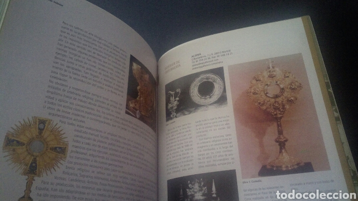 Libros de segunda mano: CTC - ARS SACRA - Número 20 AÑO 2001 - REVISTA DE PATRIMONIO CULTURAL DE LA IGLESIA - Nº20 - Foto 17 - 158761166
