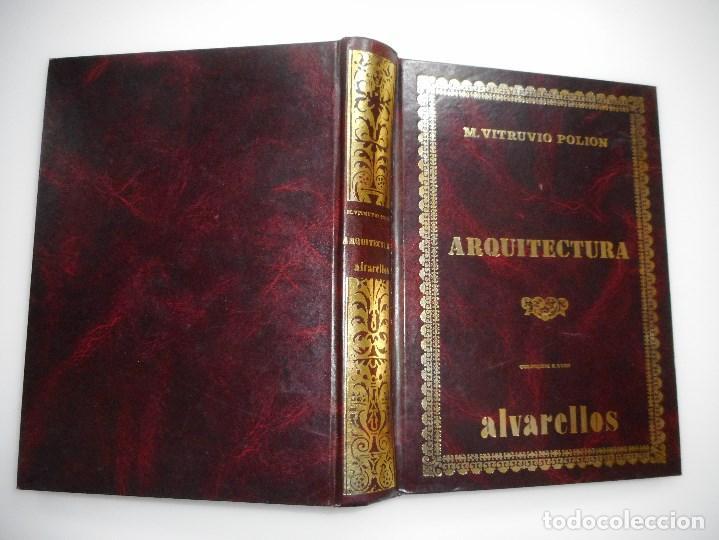 M. VITRUVIO POLION ARQUITECTURA Y93430 (Libros de Segunda Mano - Bellas artes, ocio y coleccionismo - Arquitectura)